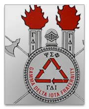 Gamma Delta Iota Dog Tags