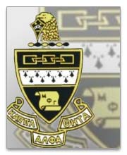 Kappa Alpha Theta Dog Tags