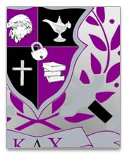 Kappa Lambda Chi Dog Tags