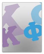 Kappa Phi Club Dog Tags