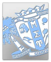 Mu Sigma Upsilon Dog Tags