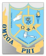 Omega Phi Alpha Dog Tags