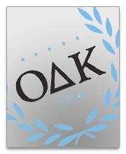 Omicron Delta Kappa Dog Tags