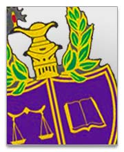 Phi Alpha Delta Dog Tags