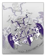 Phi Chi Epsilon Dog Tags