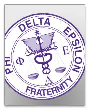 Phi Delta Epsilon Dog Tags