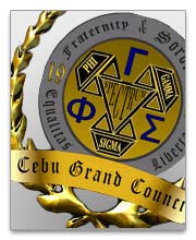 Phi Gamma Sigma Fraternity & Sorority Dog Tags