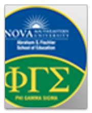 Phi Gamma Sigma Professional Society Dog Tags