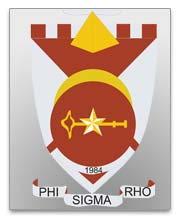 Phi Sigma Rho Dog Tags
