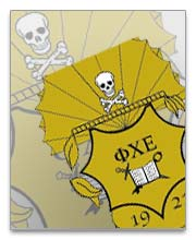 Phi Chi Epsilon Fraternity, Inc. Dog Tags