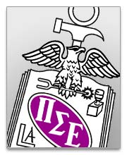 Pi Sigma Epsilon Dog Tags