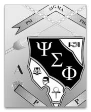 Psi Sigma Phi Dog Tags