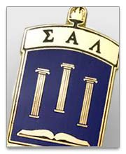Sigma Alpha Lambda Dog Tags