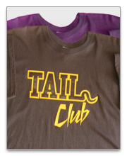 Tail Club & Anchor T-Shirts