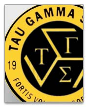 Tau Gamma Sigma Dog Tags