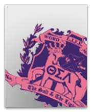 Theta Sigma Lambda Dog Tags