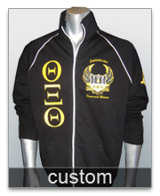 Custom Track Jackets for Any Organization