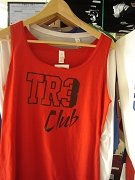 ONLY ONE LEFT: Tre Club tank, Red, Size Ladies XL - MAKE AN OFFER
