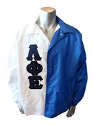 Clearance: Lambda Phi Epsilon Two Tone Jacket, Size Extra Large