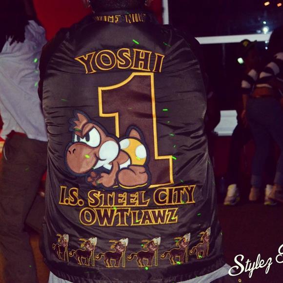 Iota Phi Theta Yoshi Jacket
