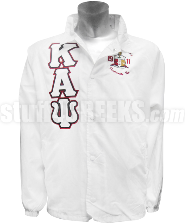 Kappa Alpha Psi Fraternity Three Greek Letters Neck Tie-New!