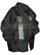 Mason 1784 Square & Compass Line Jacket, Black