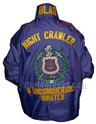 Completely Custom Omega Psi Phi Line Jacket/Crossing Jacket