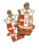 Kappa Alpha Psi Cufflinks