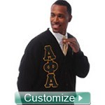 Custom Greek Sweaters