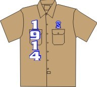 1914 Dickies Shirt