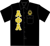 Alpha Phi Alpha/Pharaoh Dickies Shirt