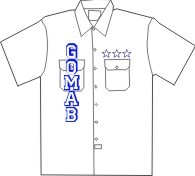 GOMAB Dickies Shirt