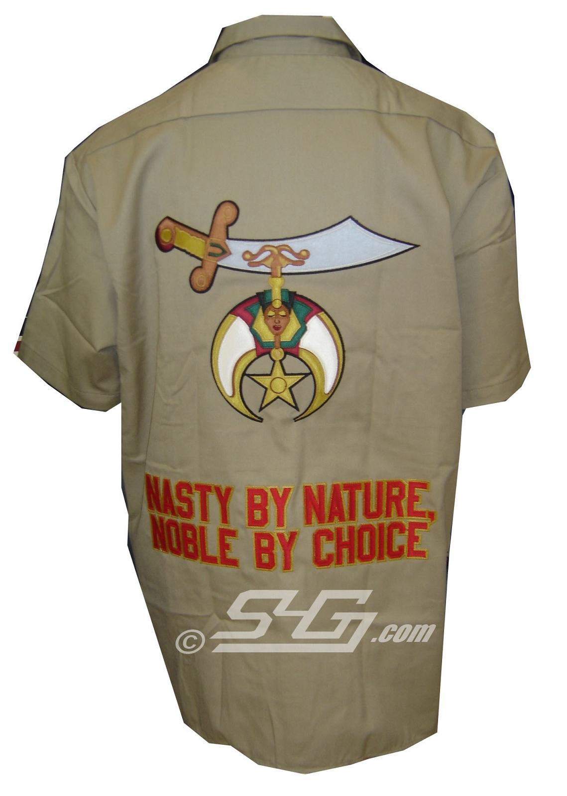 cf77c44d3 Custom Greek Dickies Shirt