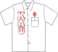 Kappa Alpha Psi/Diamond Dickies Shirt