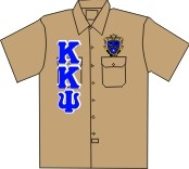 Kappa Kappa Psi Dickies Shirt