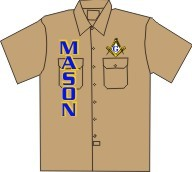 Mason Dickies Shirt