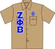 Zeta Phi Beta Dickies Shirt