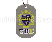 Tau Beta Sigma Dog Tag