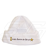I Was Born To Be A Star Iota Phi Theta Baby Beanie