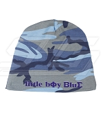 Little Boy Blue Phi Beta Sigma Camo Baby Beanie