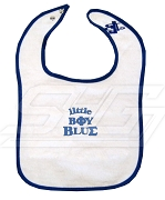 Little Boy Blue Phi Beta Sigma Bib