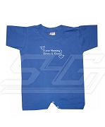 I Love Mommy's Doves and KisseZ Zeta Phi Beta Romper