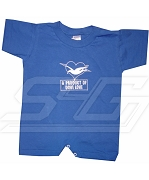 Product of Dove Love Royal Blue Romper