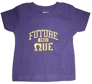 Future Que (Omega Psi Phi) Screen Printed T-shirt