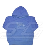 I Love Mommy's Doves and KisseZ Zeta Phi Beta Hoodie