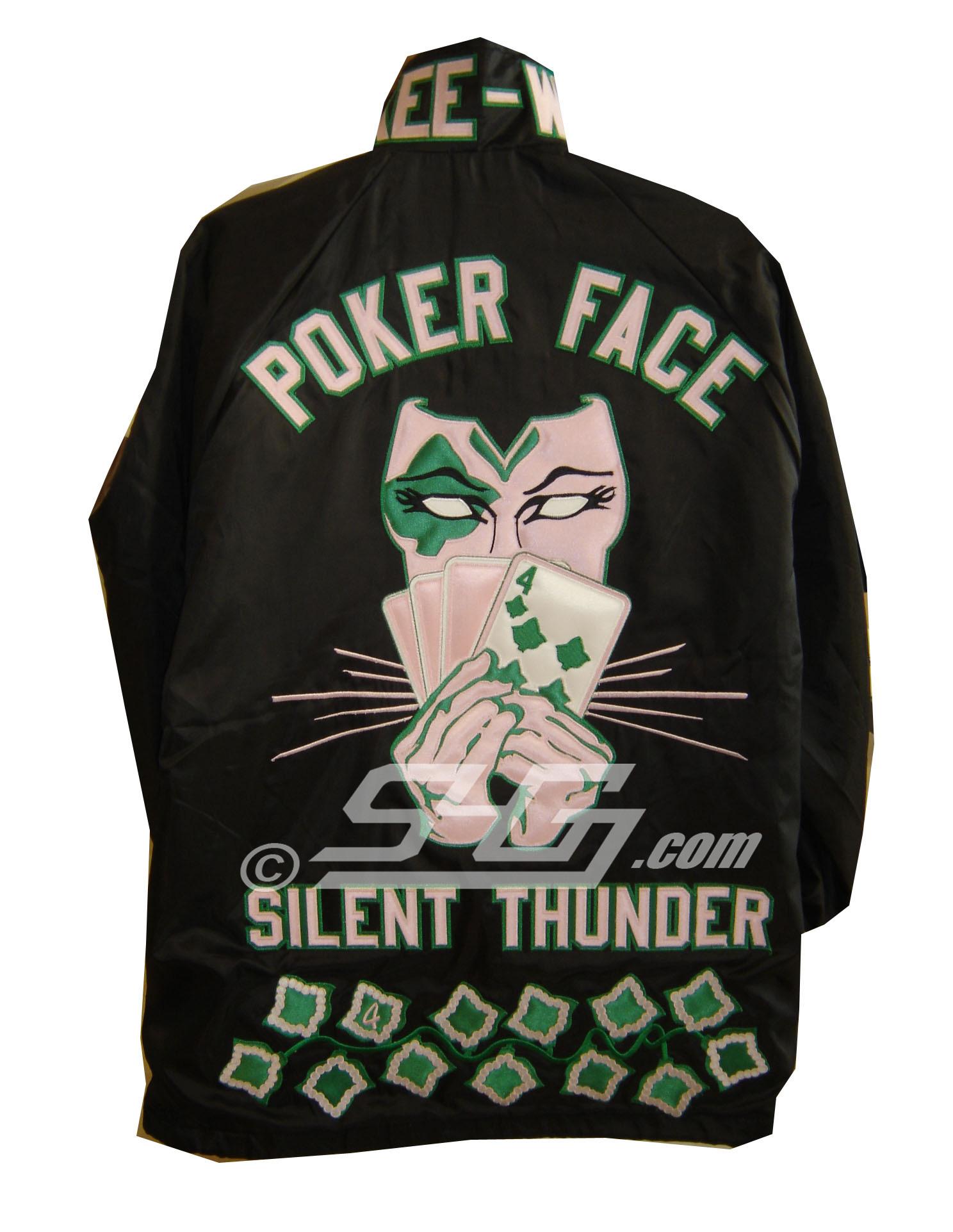 stuff4greeks174 custom line jacket greek crossing jacket