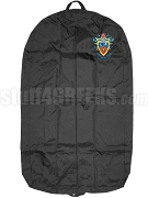 Delta Sigma Pi Garment Bag with Crest, Black