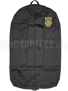 Iota Phi Theta Garment Bag with Crest, Black