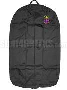 Phi Alpha Delta Garment Bag with Crest, Black