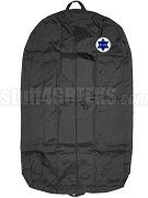 Phi Alpha Theta Garment Bag with Crest, Black